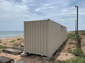 Дачний будинок з контейнера, фото 3