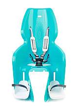 Сиденье задн. Bellelli Lotus Standard B-fix до 22кг, небесно-голубое