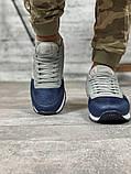 Кросівки чоловічі 18633, RClassic темно-сині, [ 40 41 42 43 44 45 ] р. 40-26,5 див., фото 5