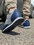 Кросівки чоловічі 18633, RClassic темно-сині, [ 40 41 42 43 44 45 ] р. 40-26,5 див., фото 8