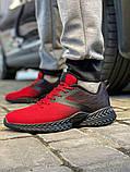 Кросівки чоловічі 18663, Alfabounce червоні, [ 40 41 42 43 44 45 ] р. 40-26,5 див., фото 3