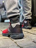 Кросівки чоловічі 18663, Alfabounce червоні, [ 40 41 42 43 44 45 ] р. 40-26,5 див., фото 4