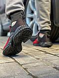 Кросівки чоловічі 18663, Alfabounce червоні, [ 40 41 42 43 44 45 ] р. 40-26,5 див., фото 5