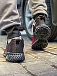 Кросівки чоловічі 18663, Alfabounce червоні, [ 40 41 42 43 44 45 ] р. 40-26,5 див., фото 6