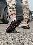 Кросівки чоловічі 18672, білі, [ 40 41 42 43 44 45 ] р. 40-26,5 див., фото 5