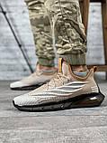Кросівки чоловічі 18672, білі, [ 40 41 42 43 44 45 ] р. 40-26,5 див., фото 10