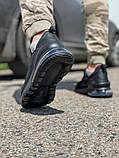 Кросівки чоловічі 18681, AirMax270 чорні, [ 40 41 42 43 44 45 ] р. 40-26,7 див., фото 5