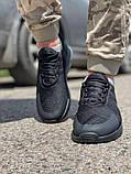 Кросівки чоловічі 18681, AirMax270 чорні, [ 40 41 42 43 44 45 ] р. 40-26,7 див., фото 7