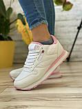 Кросівки жіночі 18783, RClassic білі/рожеві, [ 36 37 38 39 40 41 ] р. 36-24,0 див., фото 2