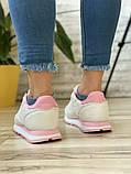 Кросівки жіночі 18783, RClassic білі/рожеві, [ 36 37 38 39 40 41 ] р. 36-24,0 див., фото 4