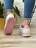 Кросівки жіночі 18783, RClassic білі/рожеві, [ 36 37 38 39 40 41 ] р. 36-24,0 див., фото 5