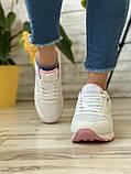 Кросівки жіночі 18783, RClassic білі/рожеві, [ 36 37 38 39 40 41 ] р. 36-24,0 див., фото 6