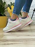 Кросівки жіночі 18783, RClassic білі/рожеві, [ 36 37 38 39 40 41 ] р. 36-24,0 див., фото 8