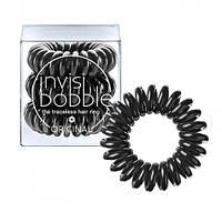 Гумка-браслет для волосся invisibobble True Black ORIGINAL