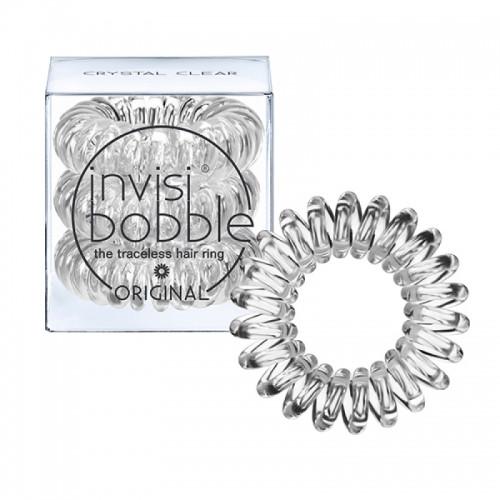 Гумка-браслет для волосся invisibobble ORIGINAL Crystal Clear