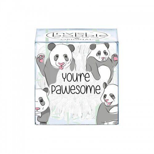 Резинка-браслет для волос invisibobble ORIGINAL You're Pawesome!