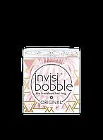 Гумка-браслет для волосся invisibobble ORIGINAL Marblelous Pinkerbell