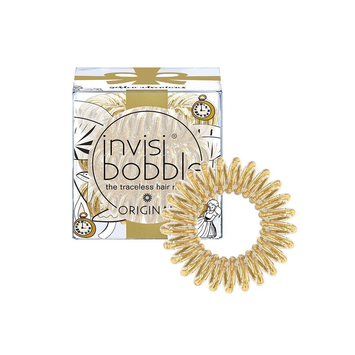 Гумка-браслет для волосся invisibobble ORIGINAL Golden Adventure