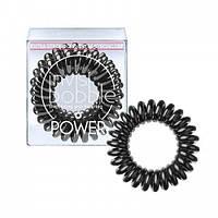 Гумка-браслет для волосся invisibobble POWER True Black