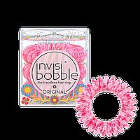Резинка-браслет для волосся invisibobble ORIGINAL Flores & Bloom Yes, WeCancum HP