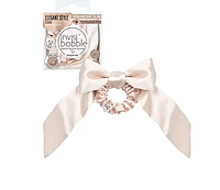 Гумка-браслет для волосся invisibobble  SPRUNCHIE SLIM Ballerina Bow