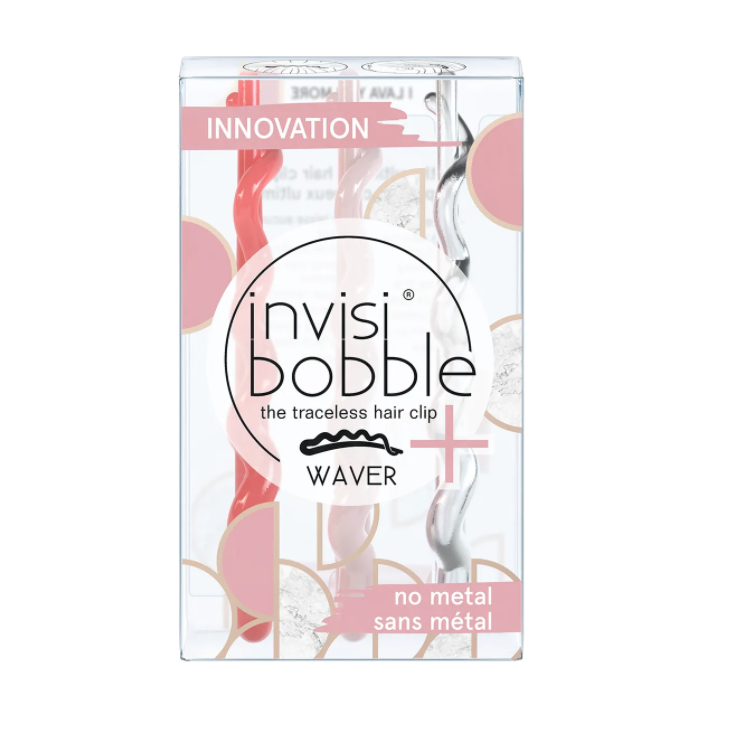 Заколка для волос invisibobble WAVER+ Marblelous I Lava You more