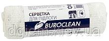 Серветка для підлоги Buroclean х/б 50х70см