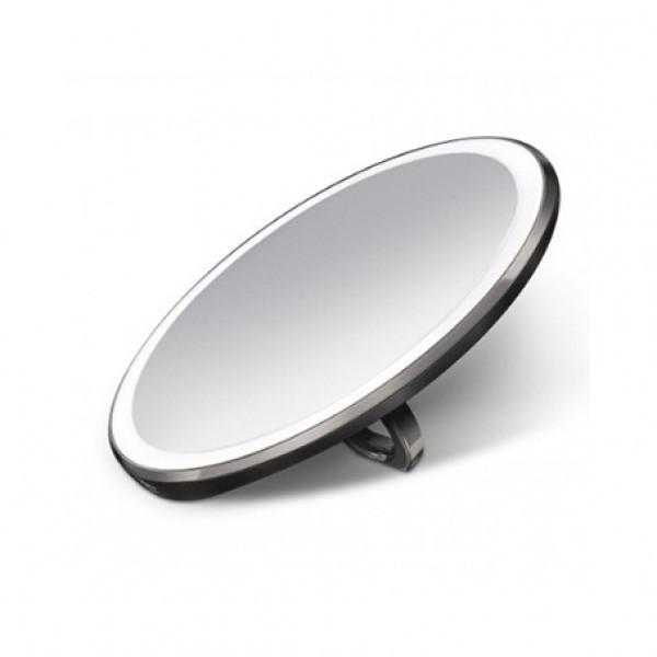 Дзеркало сенсорне кругле 10 см Compact