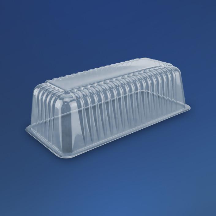 Упаковка під торт ПС-37К /235*116/h76(500шт/ящ)