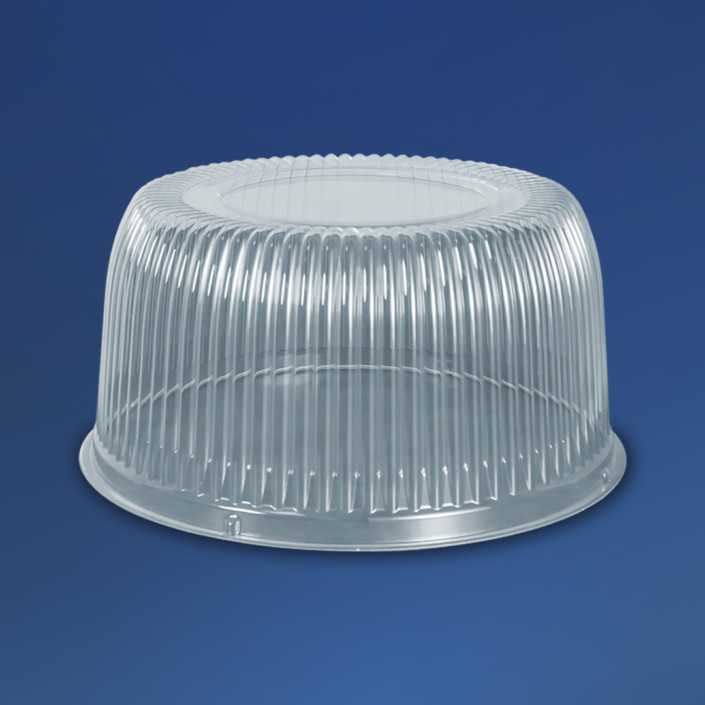 Упаковка під торт ПС-24К /245/h116 (200шт/ящ)