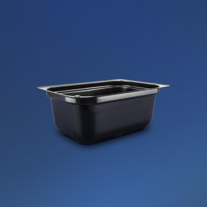 Упаковка для суши ПС-190Д (4435)(2000шт/ящ) 50 шт/уп.