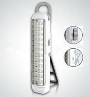 Аварийный диодный светильник с аккумулятором LED Emergency Lamp KM-7613A (48 LED)