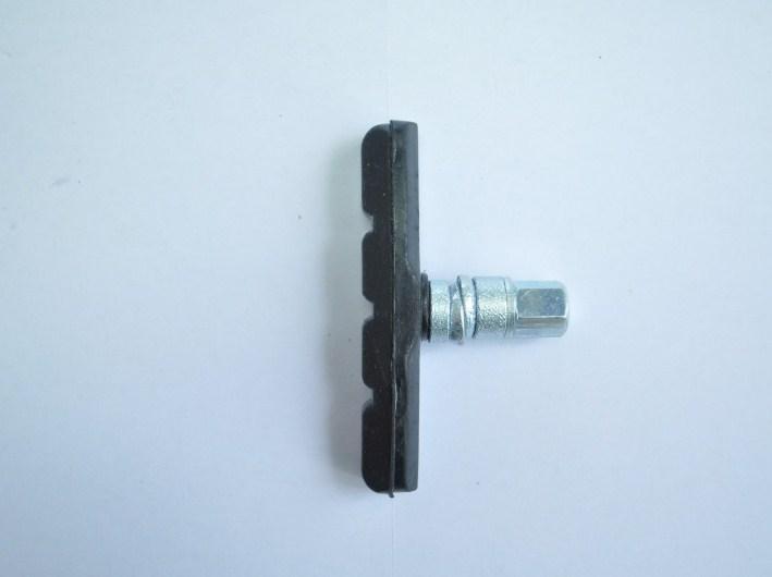 Гальмівні колодки для велосипеду Ardis V-brake мод. ZB70 (2 шт в уп.)