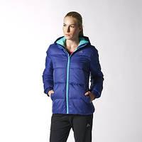 Куртка пуховик спортивная, женская до -20 градусов adidas Women's Cosy Down Jacket M63518 , фото 1