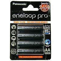 Аккумулятор  R6 Panasonic Eneloop Pro 2500mAh NiMH (предзаряженный!!!)  AA