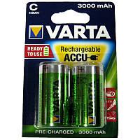 Аккумулятор R14  Varta 3000mAh  NiMH (Предзаряженные)