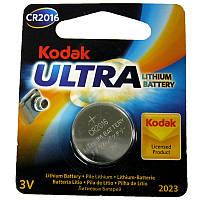 Батарейка Kodak PhotoLife CR2016 Литий 3V