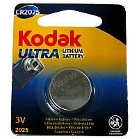 Батарейка Kodak PhotoLife CR2025 Литий 3V