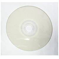 Диск CMC  4,7Gb - 16x  (конверт)   DVD-R по1шт Full Printable(Ritek)