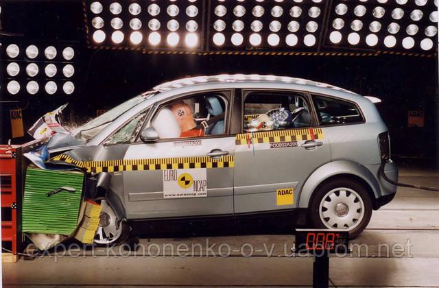NHTSA усложнит методику краш-теста автомобилей.