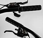 Велосипед Спортивный с 26 дюймовыми колесами, SunRun 21 скорость, металлическая рама, Corso Hyper 66729, фото 4