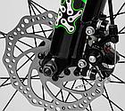 Велосипед Спортивный с 26 дюймовыми колесами, SunRun 21 скорость, металлическая рама, Corso Hyper 66729, фото 6