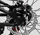 Велосипед Спортивный с 26 дюймовыми колесами, SunRun 21 скорость, металлическая рама, Corso Hyper 66729, фото 9