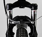 Велосипед Спортивный с 20 дюймовыми колесами, Shinemax 7 скоростей, металлическая рама, Corso Pulsar 80939, фото 4