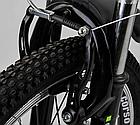Велосипед Спортивный с 20 дюймовыми колесами, Shinemax 7 скоростей, металлическая рама, Corso Pulsar 80939, фото 8