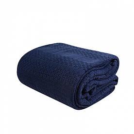 Плед Karaca Home - Charm Bold lacivert синий 200*220 евро