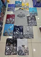 Чоловіча трикотажна футболка Never розмір норма 46-52, колір уточнюйте при замовленні