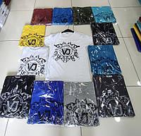 Чоловіча трикотажна футболка Jeans розмір норма 46-52, колір уточнюйте при замовленні