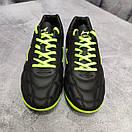 Стоноги дитячі футбольні Health 933, розмір 37 (23,5 см), чорний, фото 4