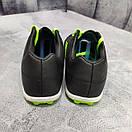 Стоноги дитячі футбольні Health 933, розмір 37 (23,5 см), чорний, фото 5